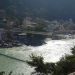 リシケシュ(インド)への旅1
